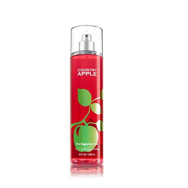 Xịt thơm toàn thân Bath & Body Works Country Apple 236ml